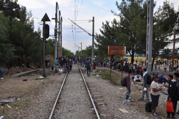 Σηκώνουν φράκτη οι Σκοπιανοί στα σύνορα με Ελλάδα!