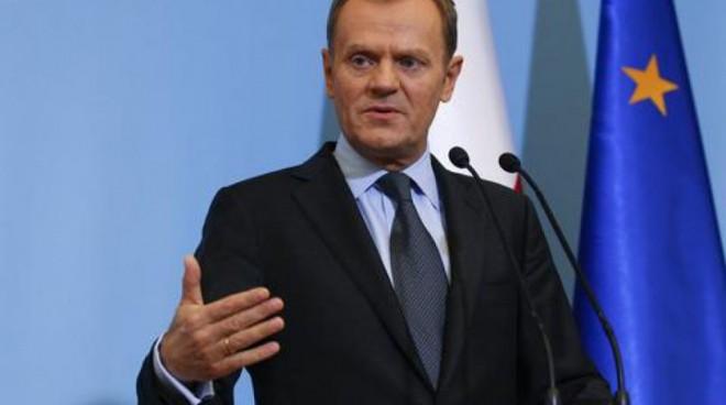 Τουσκ: Συνάντηση με τους ηγέτες Σερβίας, Αλβανίας, ΠΓΔΜ για το προσφυγικό