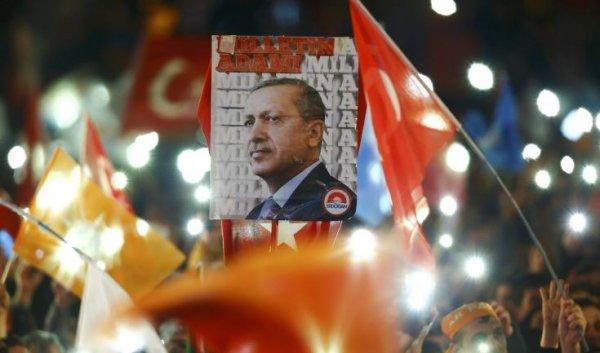 Ολοταχώς για το χρίσμα του «σουλτάνου» ο Ερντογάν στην Τουρκία