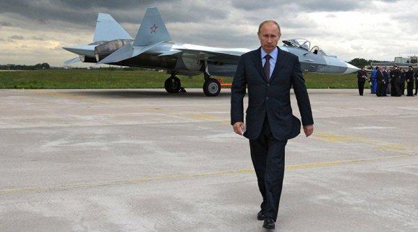 Πούτιν: Πισώπλατη μαχαιριά η κατάρριψη του ρωσικού μαχητικού από την Τουρκία