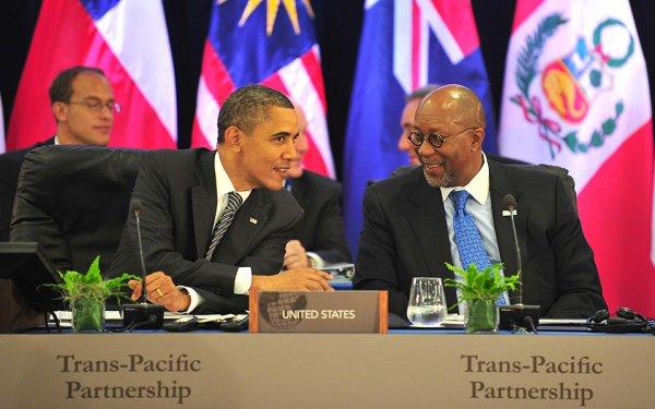 ΗΠΑ: Στη δημοσιότητα το κείμενο της εμπορικής συμφωνίας 12 χωρών του Ειρηνικού (TPP)