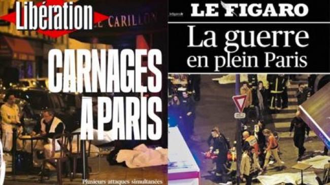 Γαλλία: Εντοπίσθηκε αυτοκίνητο που χρησιμοποιήθηκε στις επιθέσεις- Το προφίλ του καμικάζι