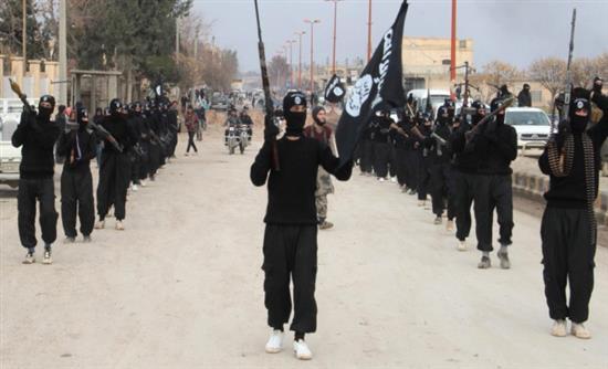 Δεκάδες τζιχαντιστές νεκροί στη Ράκα