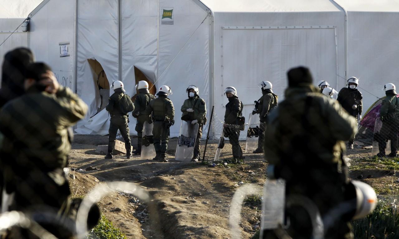 Καταγγελίες Τόσκα για… απειλές στην Ειδομένη