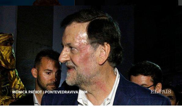 ΣΟΚ στην Ισπανία: Ανήλικος γρονθοκόπησε τον Ραχόι! (ΦΩΤΟ)