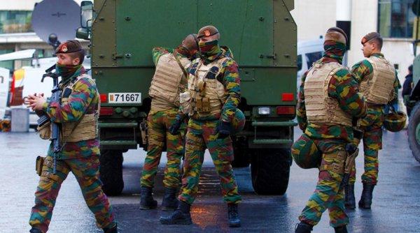 Δύο συλλήψεις στις Βρυξέλλες – Ετοίμαζαν τρομοκρατικό χτύπημα την Πρωτοχρονιά