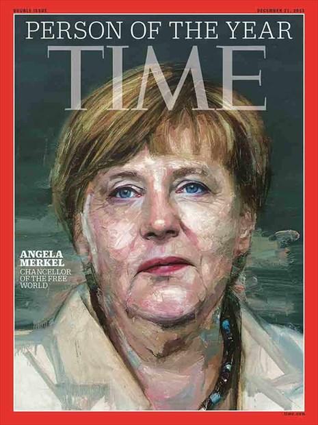 Ποιο είναι το… πρόσωπο της χρονιάς σύμφωνα με το περιοδικό TIME;