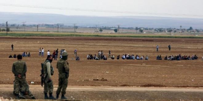 Η Τουρκία υψώνει τείχος στα σύνορα