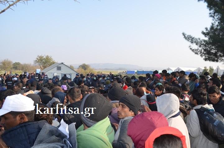 Πάνω από 410.000 οι νέες αιτήσεις ασύλου στην Ε.Ε.