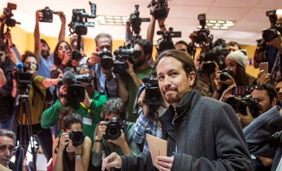 Ισπανία: Αργά το βράδυ τα πρώτα αποτελέσματα – Στο 36,9% η προσέλευση