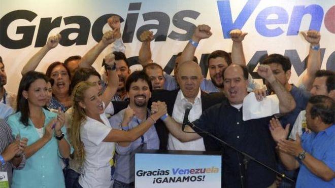 Τι θα συμβεί από εδώ και πέρα στη Βενεζουέλα μετά τη νίκη της αντιπολίτευσης