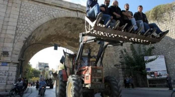 Κρήτη: Οι αγρότες ξεκινούν δυναμικές κινητοποιήσεις