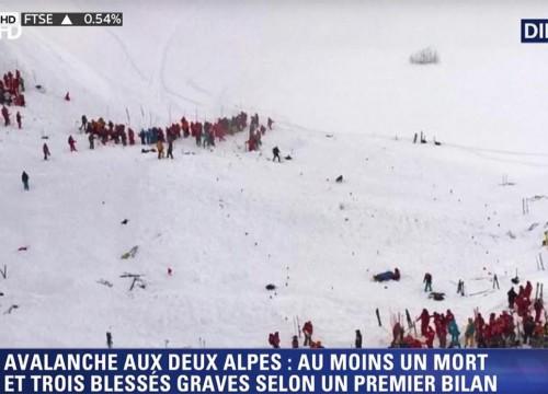 Χιονοστιβάδα παρέσυρε 10 μαθητές και τον καθηγητή τους