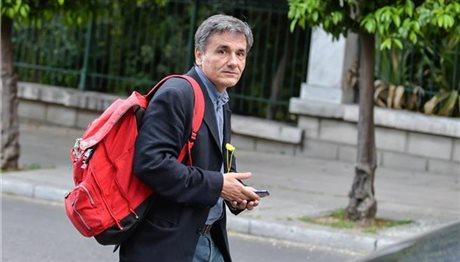 Μπαράζ επαφών με ευρωπαίους ομολόγους του ξεκινά ο Τσακαλώτος