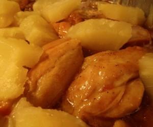 Κοτόπουλο με μέλι: Το γευστικό αποτέλεσμα θα σας ενθουσιάσει!