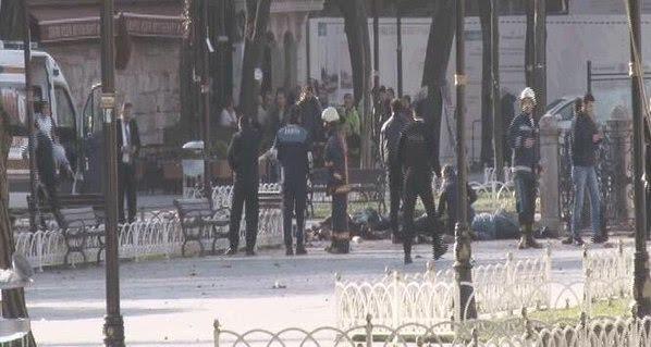 Νεκροί και τραυματίες από έκρηξη στην Κωνσταντινούπολη (ΒΙΝΤΕΟ- ΦΩΤΟ)