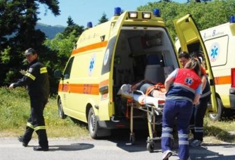 Πάτρα: Έγκυος γυναίκα τραυματίστηκε σε τροχαίο