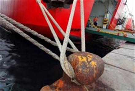 Πάτρα: Χωρίς πλοία για δεύτερη ημέρα σήμερα