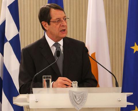 Λύση του Κυπριακού μέχρι το 2018 «βλέπει» ο Ν. Αναστασιάδης