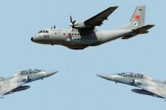 «Σύριζα»το πήγαιναν τα Ελληνικά Μιράζ το Τούρκικο CN-235…Αλλά η εντολή Γιόκ!