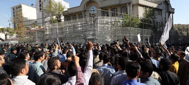 Η Σαουδική Αραβία διακόπτει τις διπλωματικές σχέσεις με το Ιράν