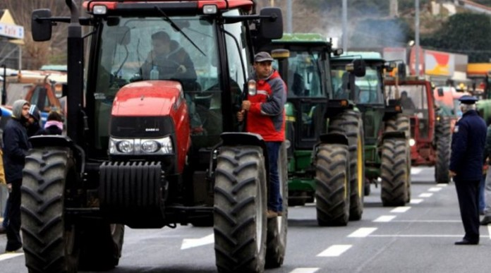 Αποκλεισμός των ελληνοβουλγαρικών και ελληνοτουρκικών συνόρων από τους αγρότες του Έβρου