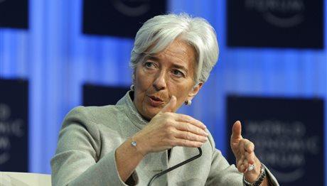 Λαγκάρντ: Το ασφαλιστικό είναι συνδεδεμένο με τη βιωσιμότητα του ελληνικού χρέους