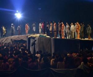 H νέα συλλογή ρούχων του Kanye West για την Αdidas και το φαντασμαγορικό show μόδας και μουσικής!