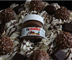 Nutella κεικ με 3 μόνο υλικά! Θα γλύφεις τα δάχτυλα σου!