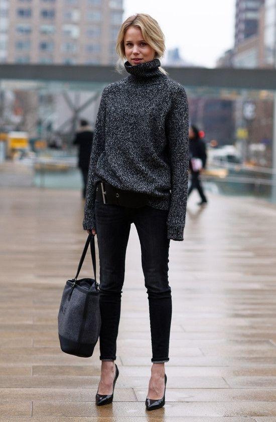 5 Μοναδικοί τρόποι να συνδυάσεις το oversized sweater σου!