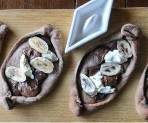 Πεϊνιρλί σοκολάτας με μπανάνες – Θα το λατρέψεις!