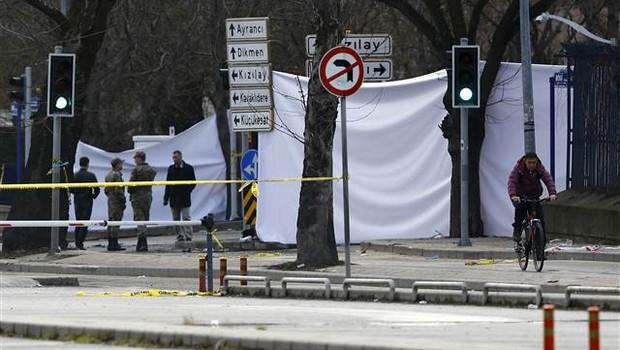 Οργάνωση με «ρίζες» στο ΡΚΚ ανέλαβε την ευθύνη της επίθεσης στην Άγκυρα
