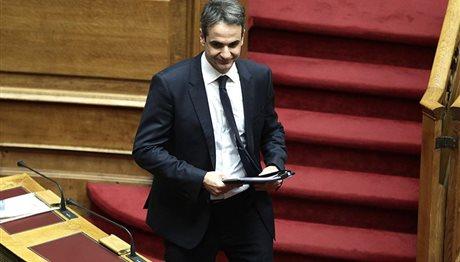 Κυρ. Μητσοτάκης: «Δεν βιάζομαι να  γίνω πρωθυπουργός, δεν ζητώ εκλογές»