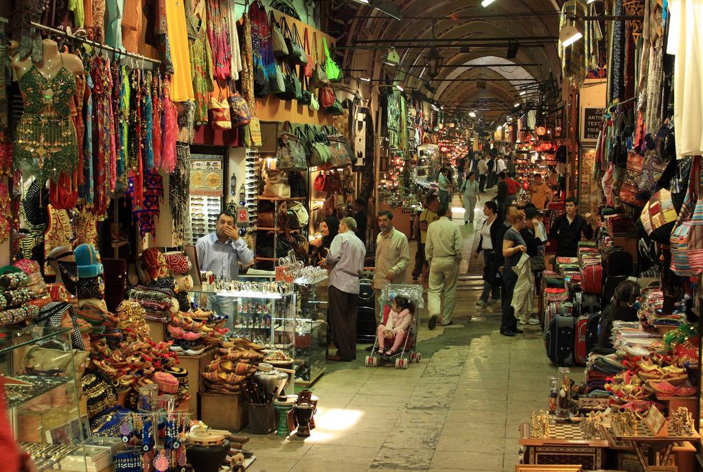 «Κλείνει» το Grand Bazaar στην Κωνσταντινούπολη