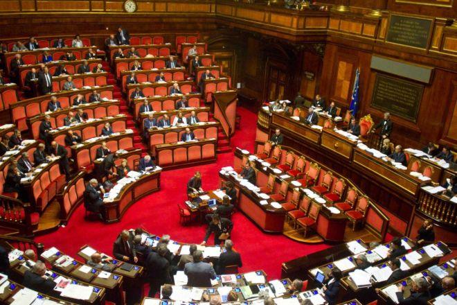Ενέκρινε το σύμφωνο συμβίωσης και για ομοφύλους η ιταλική Γερουσία