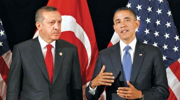 «Πόρτα» από τον Ομπάμα στον Ερντογάν