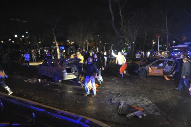 Αγωνία στην Άγκυρα- Τουλάχιστον 34 νεκροί