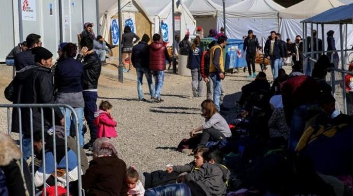 Τελευταία καταγραφή: 50.236 οι πρόσφυγες και μετανάστες στους χώρους φιλοξενίας