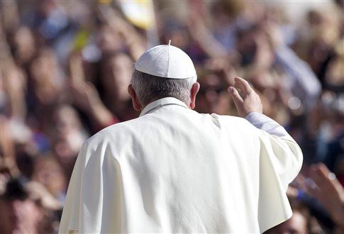 Για «Aραβική εισβολή» στην Ευρώπη έκανε λόγο ο Πάπας…