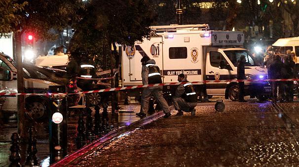 Ένοπλη επίθεση κατά της αστυνομίας στην Κωνσταντινούπολη