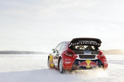 Ο Λέμπ στο τιμόνι της Peugeot και για το Παγκόμιο Πρωτάθλημα Rallycross