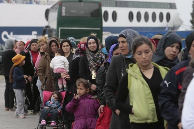 Μετακίνηση προσφύγων προς την Αλβανία «βλέπει» η Reppublica