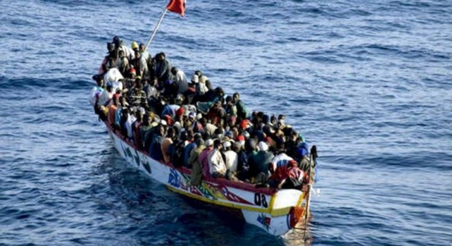 Τουρκία: Πέντε πλοιάρια με 350 μετανάστες εντόπισε η ακτοφυλακή
