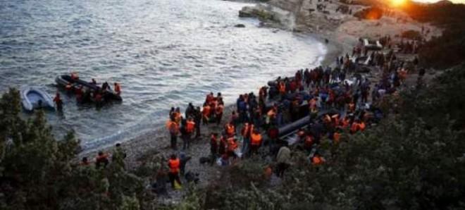 Hurriyet: 3 εκατ. μετανάστες έτοιμοι να περάσουν στην Ελλάδα!