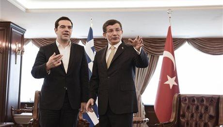 Θετικά αποτιμά η κυβέρνηση το ταξίδι του Αλέξη Τσίπρα στην Τουρκία