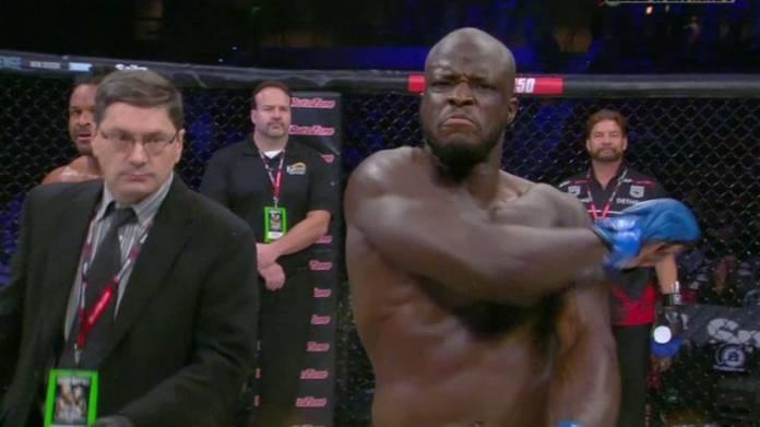 Αθλητής MMA γρονθοκόπησε κατά λάθος μέλος της επιτροπής! (video)