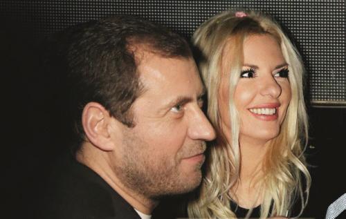 Νίκος Σαμοΐλης: Τι απαντά για τη σχέση του με την Αννίτα Πάνια;