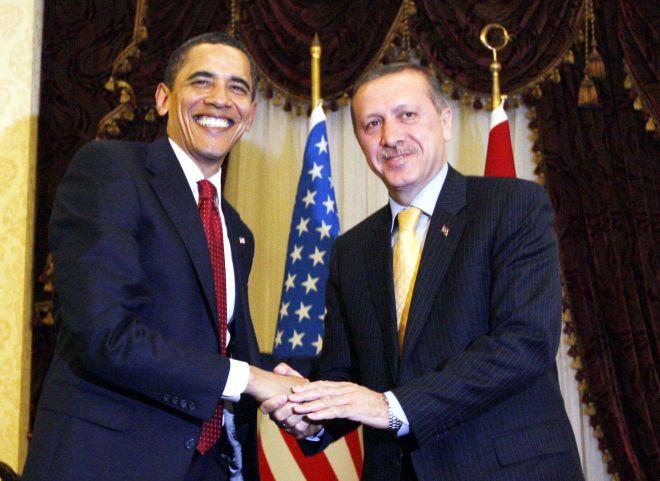 Γιατί συναντιέται ο Ομπάμα με τον Ερντογάν