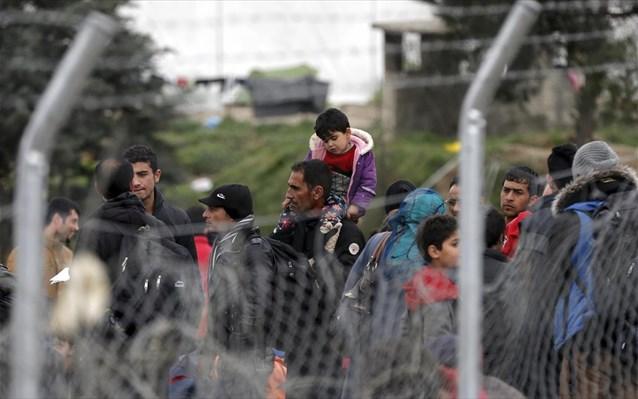 Βοηθήστε μας για να σας βοηθήσουμε, το μήνυμα της Ελλάδας στους πρόσφυγες
