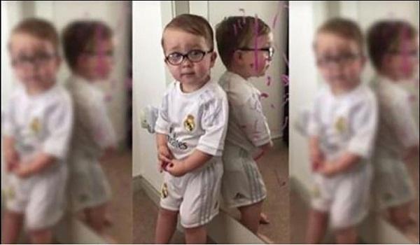Η επική δικαιολογία ενός 2χρονου «ενόχου» στη μητέρα του που έγινε viral